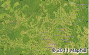 Satellite Map of Rio Branco