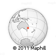 Outline Map of South Sydney