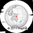 Outline Map of Douglas