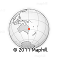 Outline Map of Stanthorpe