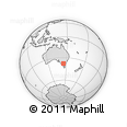 Outline Map of Boroondara