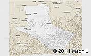 Classic Style Panoramic Map of Delatite