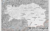 Gray Map of Steiermark