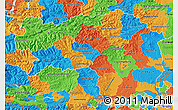 Political Map of Steiermark