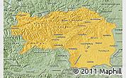 Savanna Style Map of Steiermark