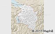 Classic Style Map of Vorarlberg