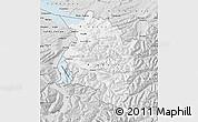 Silver Style Map of Vorarlberg