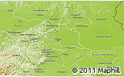Physical 3D Map of Wien