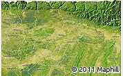 Satellite 3D Map of Sylhet Zl