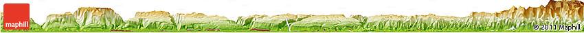 Physical Horizon Map of Sylhet Zl