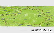 Physical Panoramic Map of Belarus