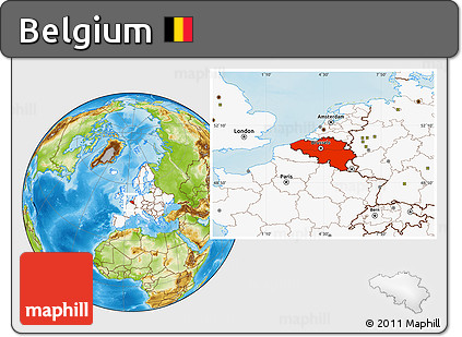Free physical location map of belgium highlighted continent highlighted continent physical location map of belgium highlighted continent gumiabroncs Image collections