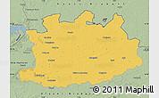 Savanna Style Map of Antwerpen