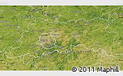 Satellite Map of Vlaams Brabant