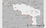 Gray Map of Hainaut