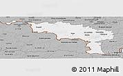 Gray Panoramic Map of Hainaut