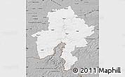Gray Map of Namur