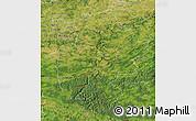 Satellite Map of Namur