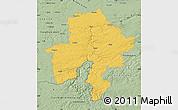 Savanna Style Map of Namur