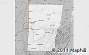 Gray Map of Cayo