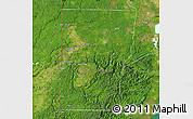 Satellite Map of Cayo