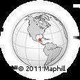 Outline Map of Corozal