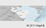 Gray Panoramic Map of Corozal