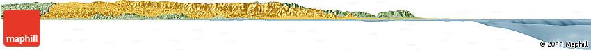 Savanna Style Horizon Map of Toledo
