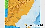 Political Map of Toledo