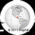 Outline Map of Toledo