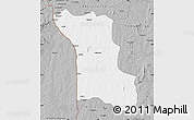 Gray Map of Bassila