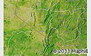 Satellite Map of Boukoumbe