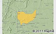 Savanna Style Map of Copargo