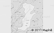 Silver Style Map of Kouande