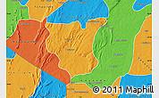 Political Map of Natingou