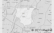 Silver Style Map of Natingou