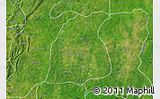 Satellite Map of Pehonko