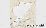 Classic Style Map of Tanguieta