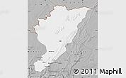 Gray Map of Tanguieta