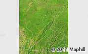 Satellite Map of Tanguieta