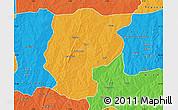 Political Map of Bembereke