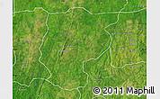 Satellite Map of Bembereke