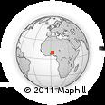 Outline Map of Bembereke