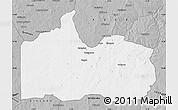 Gray Map of Gogounou