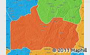 Political Map of Gogounou