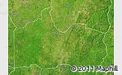 Satellite Map of Gogounou