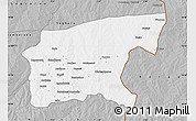 Gray Map of Kalale