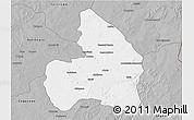 Gray 3D Map of Kandi