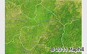 Satellite 3D Map of Kandi