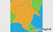 Political Map of Karimama